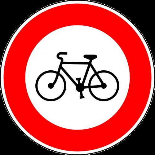 nėra dviračių,kelio zenklas,ženklas,reguliavimo ženklas,kelio ženklas,kelio ženklas,kelio ženklas,eismo ženklas,dviratis,raudona,draudimo ženklas,nemokama vektorinė grafika