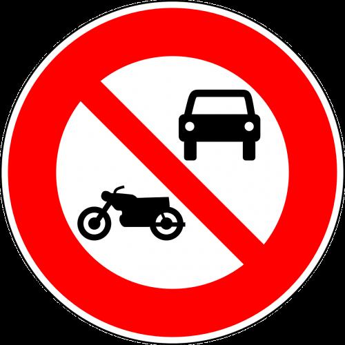 jokių variklinių transporto priemonių,ne motociklai,kelio zenklas,ženklas,reguliavimo ženklas,kelio ženklas,kelio ženklas,kelio ženklas,eismo ženklas,raudona,draudimo ženklas,nemokama vektorinė grafika