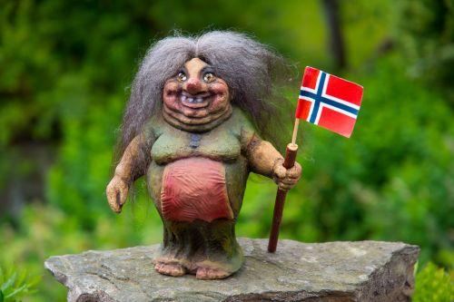 norge,Norvegija,norvegų,Norse,Nacionalinė diena,vėliava,Troll,Norvegijos trolė,turizmas,kelionė,Skandinavija,nordic,17,mai,Gegužė,Norvegijos vėliava,Norvegijos vėliava,nėra licencijos,nemokama nuotrauka Norvegija,nemokama nuotrauka Norvegijos vėliava,cc0