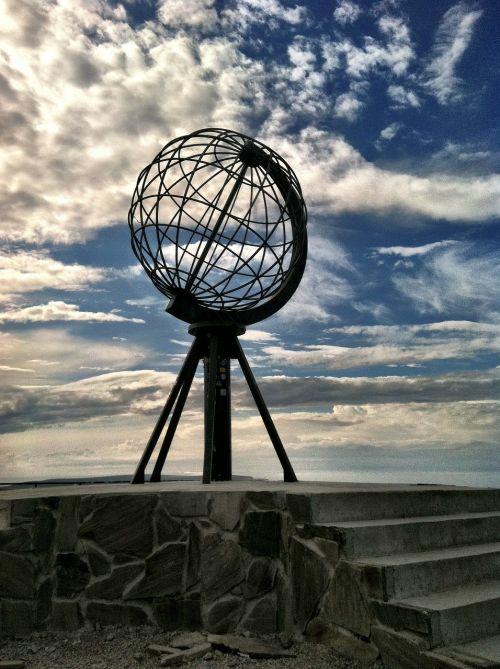 šiaurinis kalnas,Norvegija,gaublys,dangus