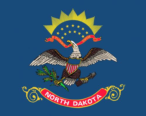 šiaurės dakota,vėliava,valstybė,amerikietis,mus,usa,amerikietis,nemokama vektorinė grafika