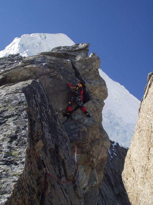 šiaurinė siena,piz palu,kamino stulpelis,Alpių,kalnai,ledo siena,šaltas,alpinizmas,bergsport,lipti,ledo laipiojimas
