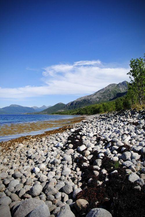 Norvegija,fjordas,kalnas,kraštovaizdis,pobūdis,Šiaurės Norvegija,Steigen,jūra,vanduo