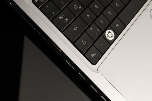 nešiojamojo kompiuterio,kompiuteris,ubuntu,klaviatūra