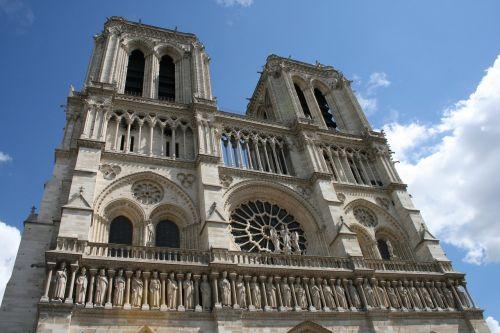 Notre dame of Paris,katedra,paris,architektūra,religiniai paminklai,france,paminklas,kapitalas