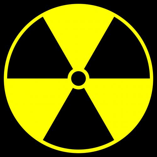 branduolinė,radioaktyvumas,toksiškas,pavojus,radioaktyvus,atominė,pavojingas,nuke,medžiagos,ženklas,įspėjimas,pavojingas,atsargiai,nemokama vektorinė grafika