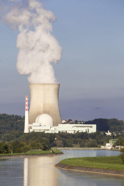 atominė jėgainė,elektrinė,atominė energija,atominė energija,elektra,ekologinė elektros energija,energijos revoliucija,atomas,reaktorius,energija,dabartinis,maitinimas,radioaktyvumas,Waldshut,tiengenas,Šveicarija,Europa,atominė energija