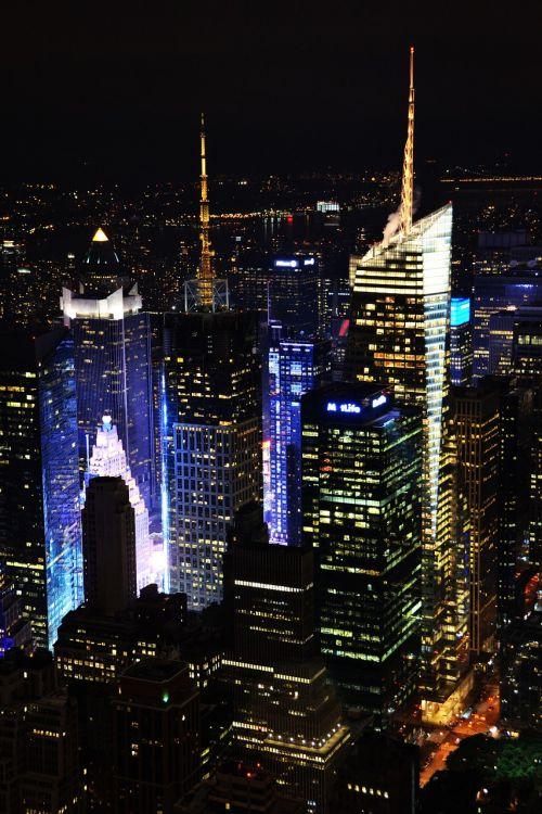 nyc,ny,Niujorkas,Manhatanas,didelis obuolys,dangoraižis,Niujorkas,dangoraižiai,laiko kvadratas,usa,amerikietis,miestas,didelis miestas,metropolis