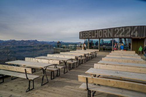 oberstdorf,rūkas,aukščiausiojo lygio susitikimas,kalnai,Alpių,Allgäu,gamta,saulė,aukščiausiojo lygio susitikimas,panorama,apšvietimas,dangus,kraštovaizdis