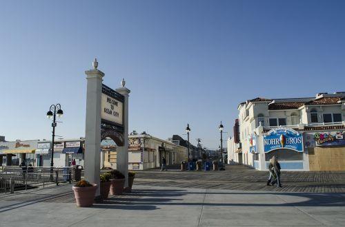 vandenyno miestas,Naujasis Džersis,papludimys,lentynas,vandenynas,Džersis,naujas,атлантический,kelionė,Miestas