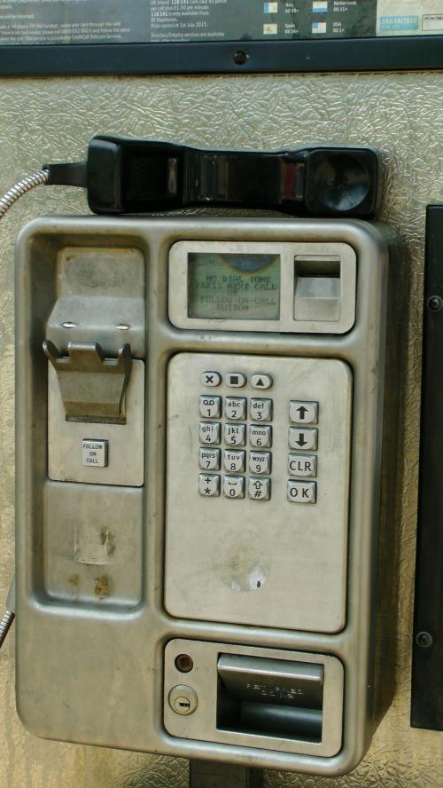 telefonai, visuomenė, telefonas, telefonas, telefonai, stendas, kabinos, moneta, veikė, monetos, operatorius, operatoriai, išjungti kablys telefoną