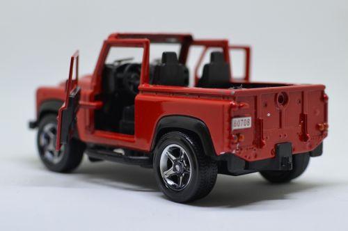 ne kelių transporto priemonė,land rover,raudona transporto priemonė,transporto priemonė,atvirų durų transporto priemonė
