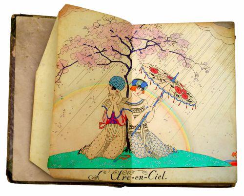Lady, moterys, moteris, moterys, moterys, senas, knyga, vintage, spalvinga, menas, iliustracija, Laisvas, viešasis & nbsp, domenas, senoji iliustracijos knyga