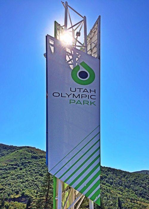 olimpinis parkas,Utah,Sportas