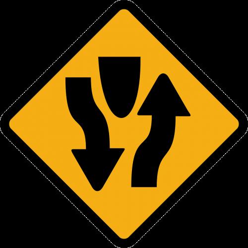 artėjantis eismas,priešpriešinis eismas,abipusis eismas,barikadas,barjeras,kelio ženklas,kelio ženklas,kelio ženklas,vairuoja,įspėjimas,dėmesio,eismas,kelio zenklas,nemokama vektorinė grafika