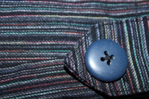 mygtukas, juostelė, audinys, tekstilė, objektas, mėlynas & nbsp, mygtukas, vienas mygtukas