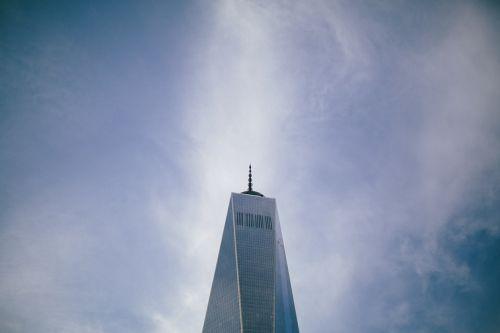 vienas pasaulio prekybos centras,1 wc,Niujorkas,dangoraižis,šiuolaikiška,usa,amerikietis,wcc,Manhatanas,nyc,miesto,statyba,architektūra,aukštas,aukštas,aukštas,pastatas,bokštas,debesys,dangus