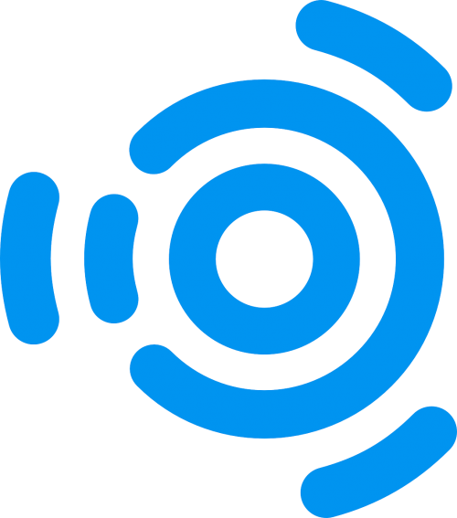 Operacinė sistema,ubuntu studija,logotipas,linux,simbolis,mėlynas,apskritas,sutrumpintas,nemokama vektorinė grafika