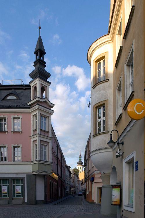Opolė,prekyvietė,Lenkija,silesia