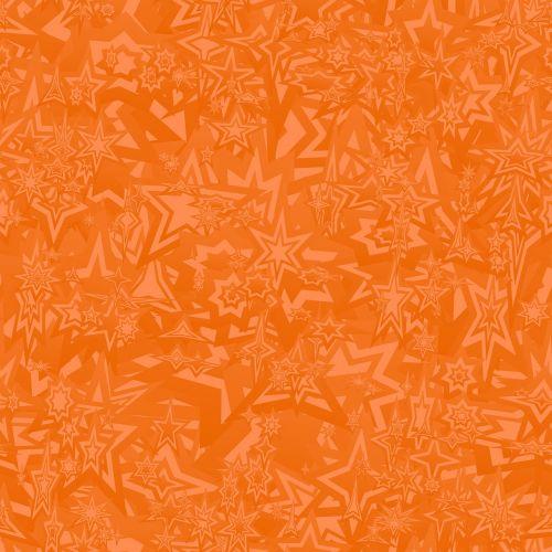 oranžinė, chaotiškas, tapetai, modelis, žvaigždė, poligonas, fonas, abstraktus, besiūliai, pakartoti