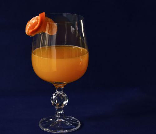 kokteilis, vaisiai, oranžinė, žievelės, Tvist, pusryčiai, gabaliukas, mandarinas, apelsinų sulčių kokteilis