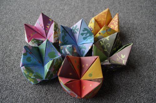 origami,dangus ir pragaras,sulankstytas,popierius,spalvinga,Tinker,spalva,popieriai,kartus,lankstymo menas,vaikas,vaikai,vaikai,pažymėtas