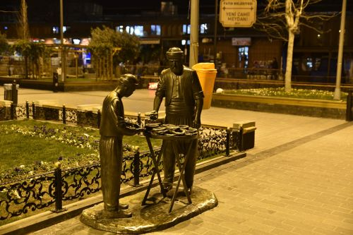 ottoman,eminönü,didysis turas,skulptūra