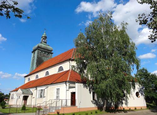 mūsų ponios nuolatinės pagalbos ponia,bažnyčia,Bydgoszcz,Lenkija,religija,architektūra,krikščionis,istorinis,pastatas
