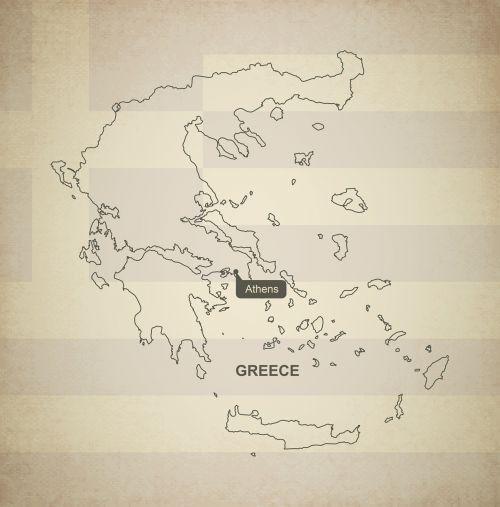 kontūrai,žemėlapis,Graikija,geografija,Šalis,žemėlapiai,Europa,tikslus,vėliava