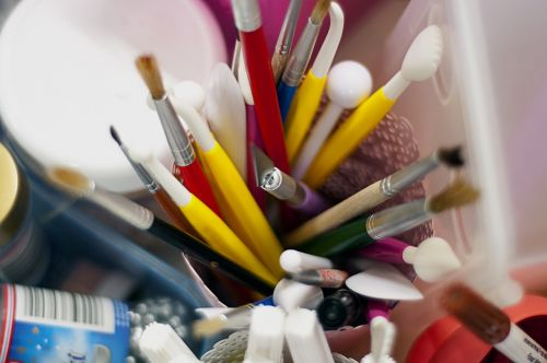 dažyti,šepečiai,menas,reikmenys,stacionarus