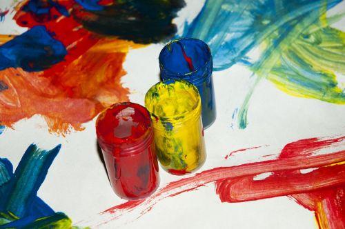 dažyti,piešimas,menas,guašas,popierius
