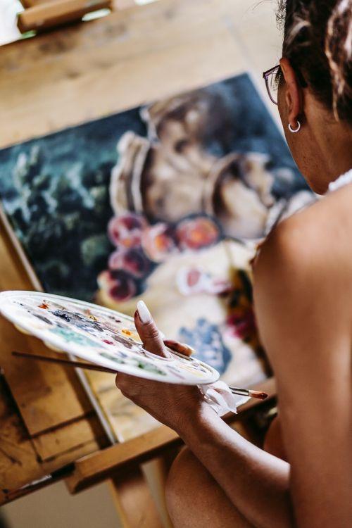 dažymas,natiurmortas,stilius,vis dar,gyvenimas,apdaila,vintage,meno,spalva,natiurmortas,vazos,dailininkas