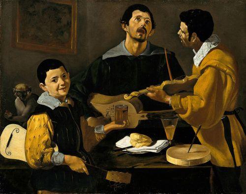 dažymas,klasikinis,Vidutinis amžius