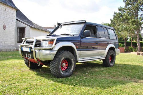 pajero,Mitsubishi,4x4