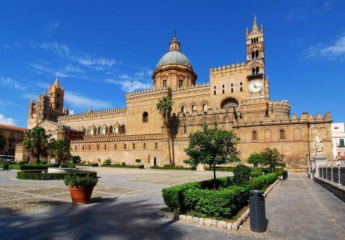 Palermo,sicilija,paminklas