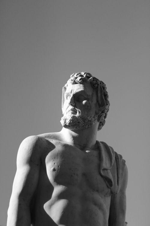 Palermo,statula,sicilija