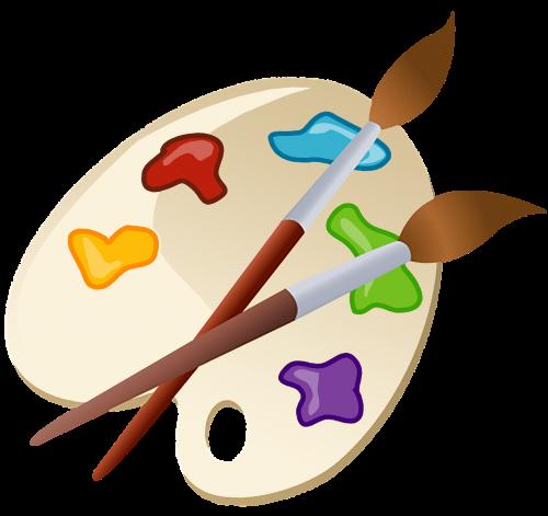 paletė,dažyti,šepečiai,spalvos,šepetys,dažymas,dažų teptuku,teptukas,dailininkas,menininkas,meno,dažymo teptukai,spalvinga