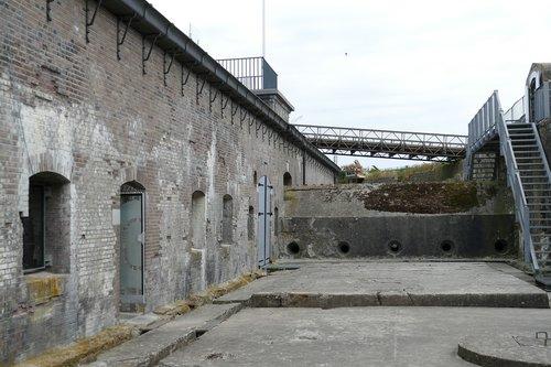 pampus, fortas, gynyba, apsauga, tvirtovė, istorija, Eiselmeris, Nyderlandai, karinė, gynyba, sala, architektūra