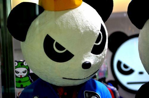 gyvūnas, panda, turėti, talismanas, pandos talismanas