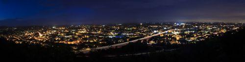 panoraminis, panorama, kelionė, miestas, kraštovaizdis, dangus, miesto panorama, architektūra, miesto, kelias, panorama, namas, saulėlydis, gamta, šviesa, gatvė, aušra, miesto panorama, be honoraro mokesčio
