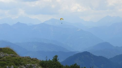 Paragleris, Paragliding, Skristi, Laisvė, Sportas, Ekstremalus Sportas, Oro Sportas, Hobis, Dangus, Kalnai, Aukštas, Laisvalaikis, Žmogus