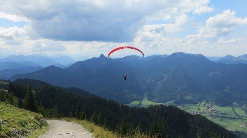 Paragleris, Paragliding, Skristi, Laisvė, Sportas, Ekstremalus Sportas, Oro Sportas, Hobis, Dangus, Kalnai, Aukštas, Laisvalaikis, Žmogus, Pradėti