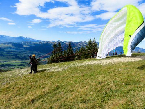 paragliding,ilgesys,skristi,Sportas,laisvė,kalnai,parašiutas,skrydis,šventė,plūdė