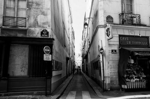 paris,france,pastatai,miestas,alėja,takas,gatvė,architektūra,miestai,miesto,juoda ir balta,paskirties vietos,laikyti,parduotuvė