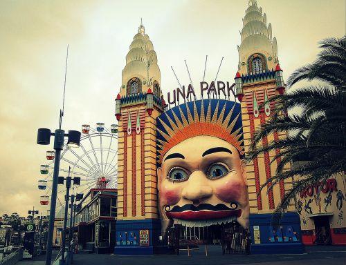 parkas,pramogos,pramogos,linksma,pritraukimas,funfair,tema,karnavalas,Sidnėjus
