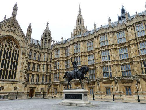 parlamentas,Londonas,Anglija,Jungtinė Karalystė,miestas,pastatas,istoriškai,kapitalas,architektūra,kelias,fasadas,gotika,erdvė,Reiter,paminklas
