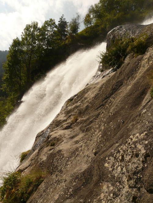 partschins krioklys,vanduo,krioklys,purkšti,vandens masė,vandens masės