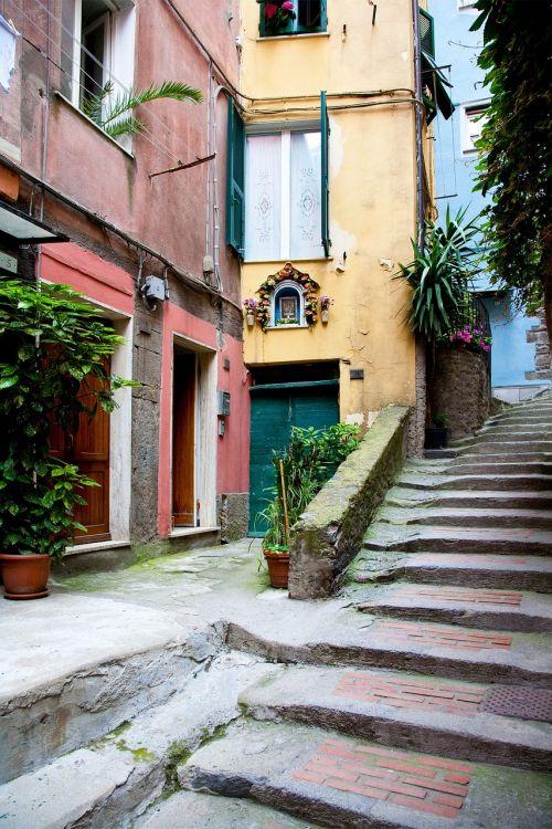 pastelė,italy,ežero como,terakota,namas,italy,Europa,architektūra