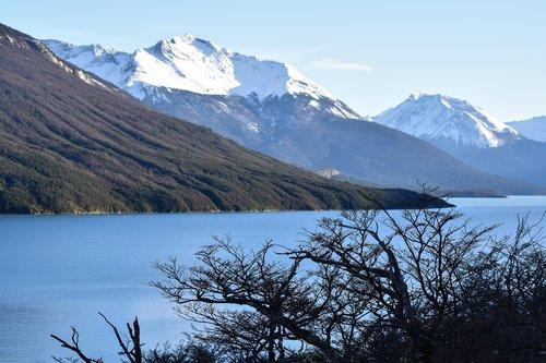 Patagonia, Pietų Argentina, ežeras, pobūdį, Argentina Patagonia