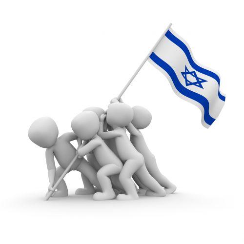 patriotas,vėliava,pasididžiavimas,patriotizmas,Izraelis